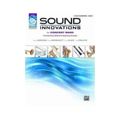 Sound Innovations for Concert Band Book 1- Trombone