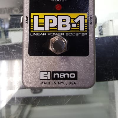 Used Electro-Harmonix LPB-1 Linear Power Booster