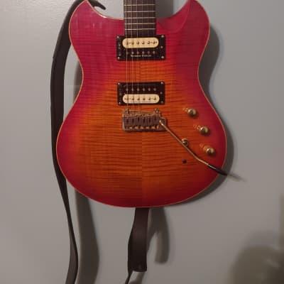 Wechter Pathmaker PM-7350 2010s Cherry Sunburst for sale