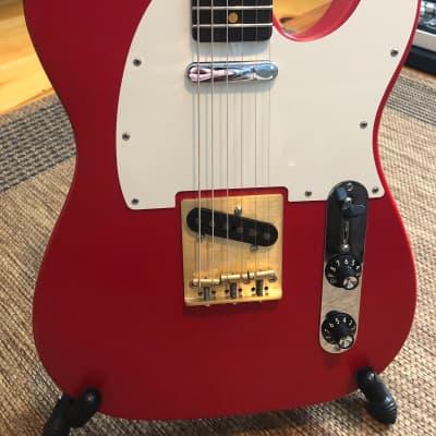 Corker Guitar Muddy Waters