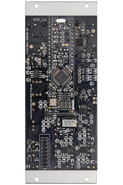 Noise Engineering - Cursus Iteritas: Isochronic Tone Generator with  Wavefolder