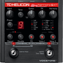 TC-Helicon Harmony-G XT Performance Harmony and Vocal Effects Unit!