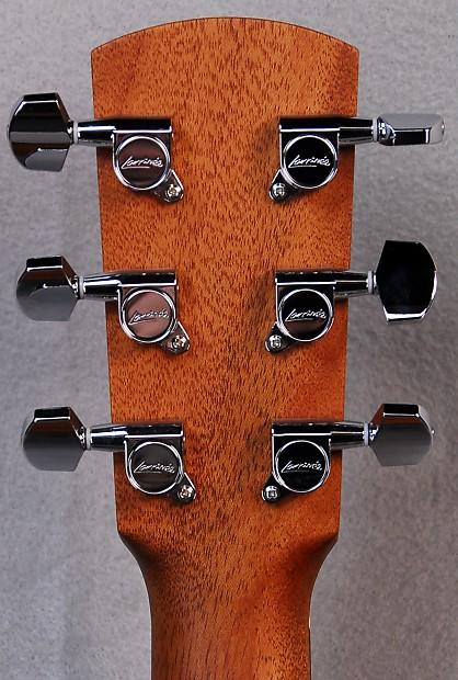 larrivee d 02 mahogany standard acoustic guitar w case two reverb. Black Bedroom Furniture Sets. Home Design Ideas