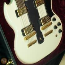 Gibson EDS-1275 2008 Alpine White image