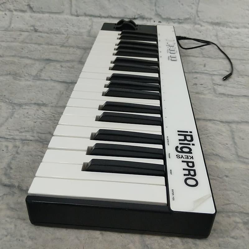 Ik Multimedia Irig Pro: IK Multimedia IRig Pro Keys Full Size MIDI Keyboard
