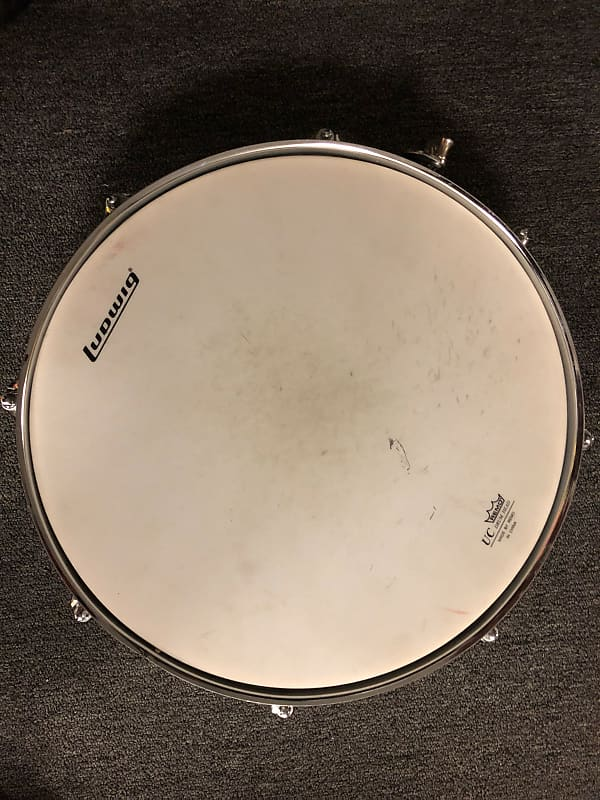 ludwig questlove breakbeat snare drum blue 5x14 used reverb. Black Bedroom Furniture Sets. Home Design Ideas