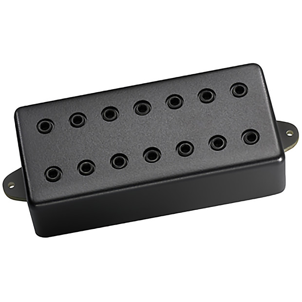 DiMarzio DP715BK Imperium 7 Electric Guitar Humbucker Pickup | Reverb