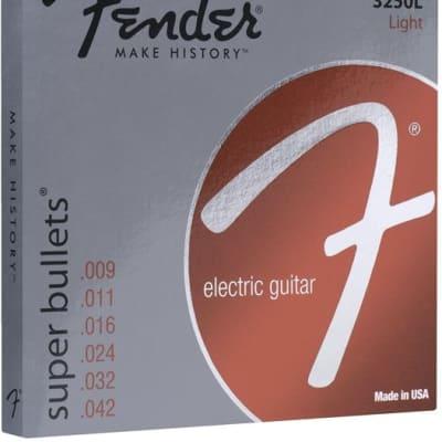 Fender 3250 L 9-42 Super Bullet Strings for sale