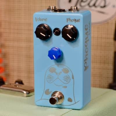 Phoque Face Fuzz - Blue