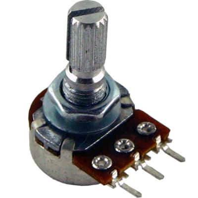 Marshall 16mm PC Mount Potentiometer, 1M Audio