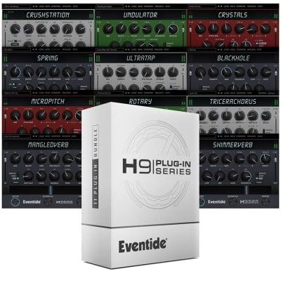 Eventide H9 Series Plug-In Bundle
