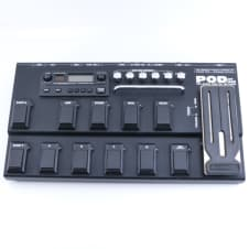 Line 6 Pod XT Live  Multi-Effects Pedal *No Power Supply* P-05304