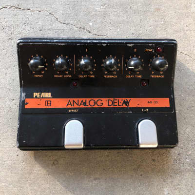 Pearl AD-33 Analog Delay for sale