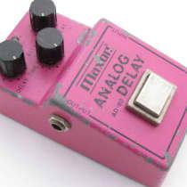 Maxon AD-80 Analog Delay 1980s Pink image