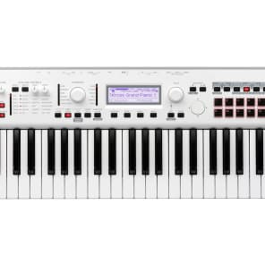 Korg Kross 2 (White) Synthesizer Workstation 61-key Keyboard Synth Kross2 KROSS261WH