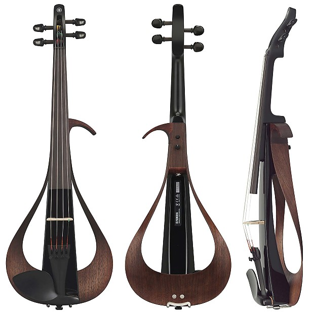 Yamaha yev 104 electric violin outfit black reverb for Yamaha vc5 cello review
