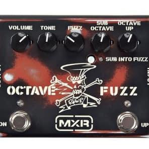 MXR Custom Shop SF01 Slash Octave Fuzz pedal for sale