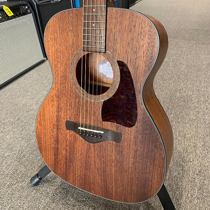 ibanez ac240opn artwood grand concert acoustic guitar natural reverb. Black Bedroom Furniture Sets. Home Design Ideas