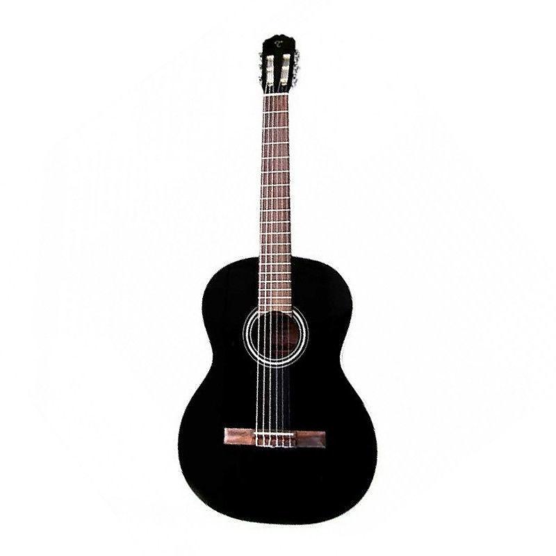 Acoustic Electric Guitars Guitars & Basses Takamine Gc1-blk Classical Acoustic Guitar Gloss Black