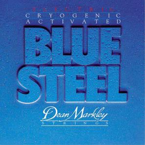 Dean Markley 2552 Blue Steel Electric Guitar Strings - Light (09-42)