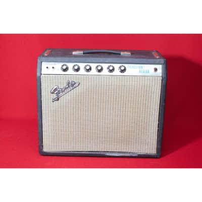 Fender Princeton Reverb 1972 sliverface A26574 Fender Special Design (Blue) for sale