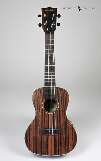 brand new kala ka eby c ebony concert ukulele uke reverb. Black Bedroom Furniture Sets. Home Design Ideas