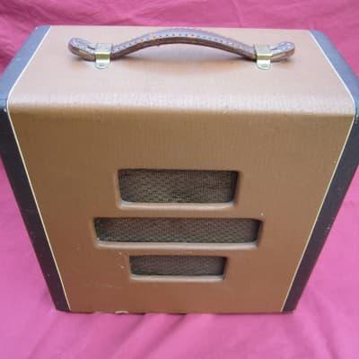 Vintage '50s Valco Supro Oahu National Amplifier Extension Speaker Amp Cabinet for sale
