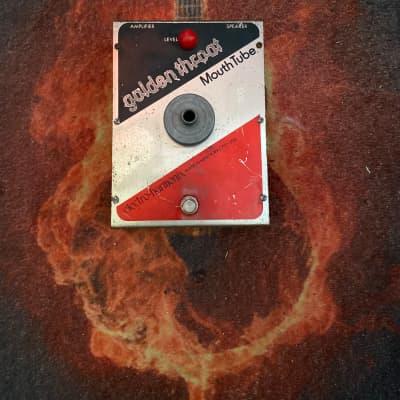 Electro – harmonix Golden throat 1978 Black, silver, red