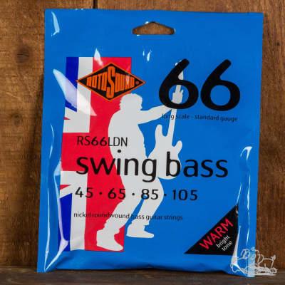 Rotosound Bass Strings - Swing Bass / Nickel / 45-105
