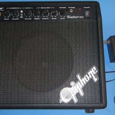 Epiphone  Electar  15R Amplifier Black for sale