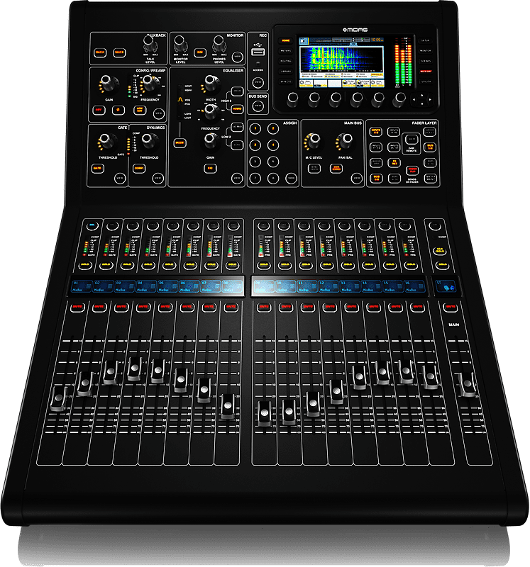 midas m32 r 40 i ch digital mixer console tone tailors reverb. Black Bedroom Furniture Sets. Home Design Ideas