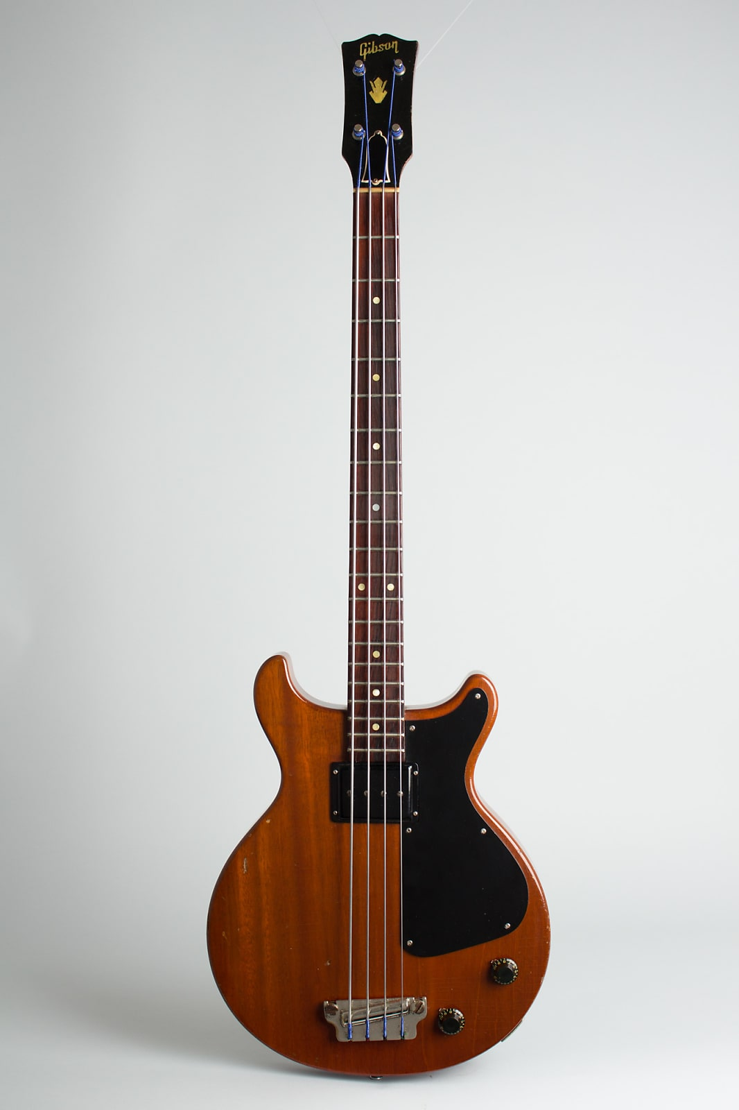 Gibson  EB-0 Solid Body Electric Bass Guitar (1959), ser. #9-2140, NO CASE case.