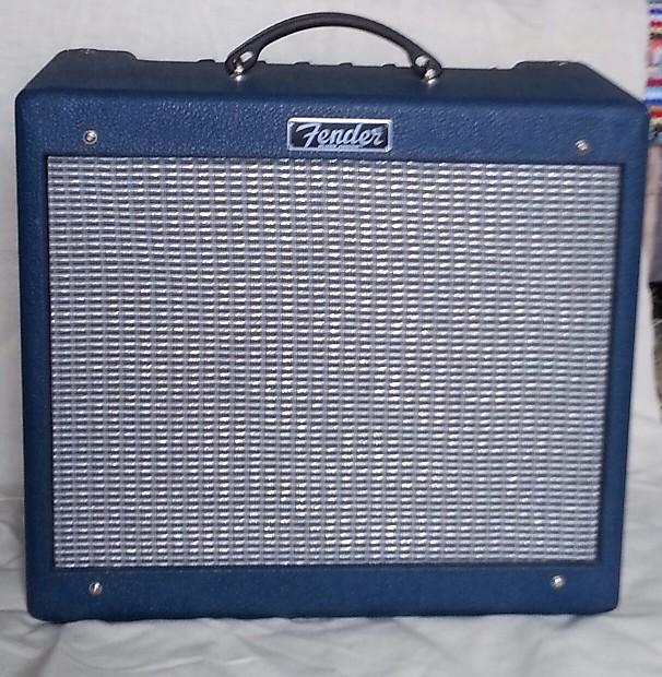 FSR Fender Blues Junior III Blue Tolex-REDUCED!