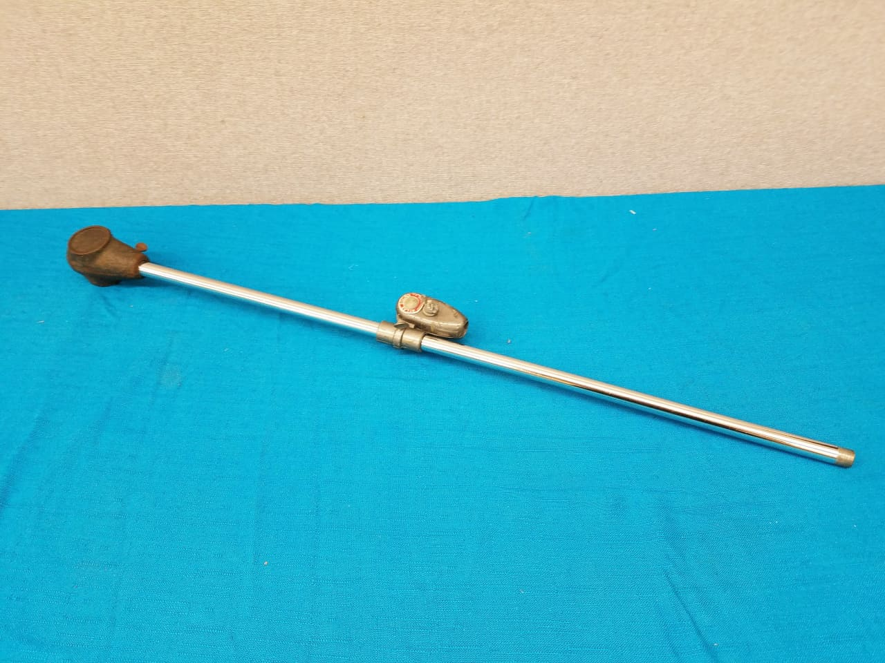 Vintage Atlas Sound Microphone Stand Boom Arm Reverb