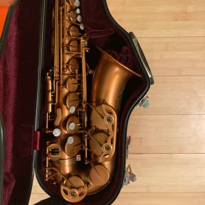 Lupifaro Gold Vintage Bronze Alto Saxophone