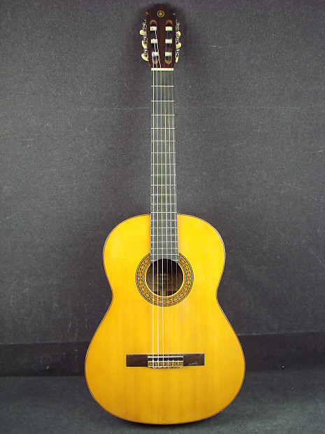 yamaha made in japan g 170a classical acoustic guitar reverb. Black Bedroom Furniture Sets. Home Design Ideas