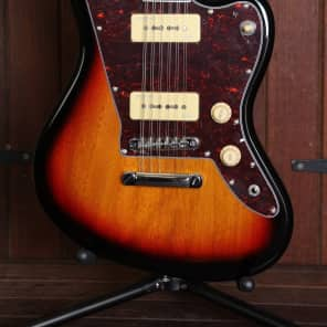 Revelation RJT-60/12 Electric 12-String Guitar Sunburst for sale