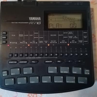 Yamaha  Ry-10 Drum Machine