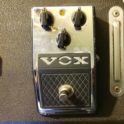 Vox V810 Valve-Tone Overdrive Guitar Effect Pedal
