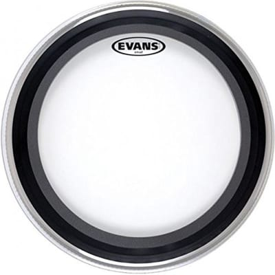 """Evans 24"""" GMAD Batter Head  2020 Clear"""