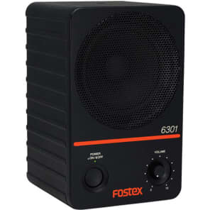"""Fostex 6301NE 1x4"""" 20-Watt Personal Monitor"""