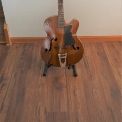 Givson g215  Spanish F hole acoustic for sale