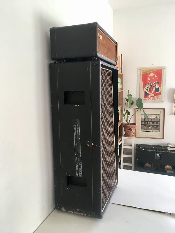 Vox Ac100 Bass Cabinet T100 1965 Mccartney Reverb