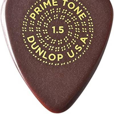 Dunlop 511P1.5 Standard 3-Pack of Sculpted Shape 1.5 mm Guitar Picks