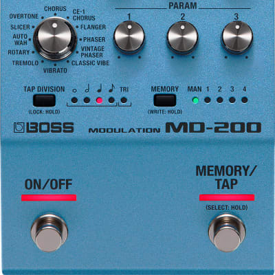 Boss MD-200 Modulation Pedal for sale