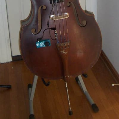Kay  M3 1/4 size upright bass, rare item for sale
