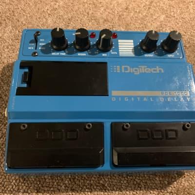 Digitech PDS 1000 Digital Delay  Blue