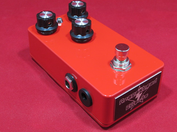 ananashead silicon fuzz fuzz face clone with tone control reverb. Black Bedroom Furniture Sets. Home Design Ideas