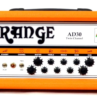 Orange AD30HTC Twin Channel Head