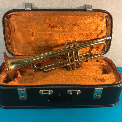 Amati Kraslice Trumpet Kit with Mouthpiece and Case Ready To Play